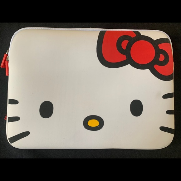 """fdd9b8a01 Hello Kitty Accessories - Hello Kitty Laptop Case for 13"""" MacBook"""